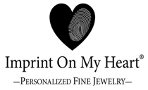 Imprint On My Heart Fine Fingerprint Jewelry